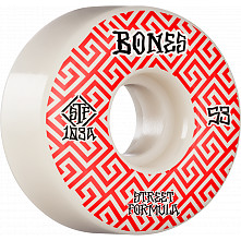 BONES WHEELS STF Skateboard Wheels Patterns 53 V2 Locks 103A 4pk
