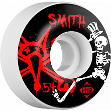 BONES WHEELS STF Pro Smith Social 54mm Wheels 4pk