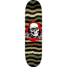 Powell Peralta Ripper Skateboard Blem Deck Olive 242 K20 - 8 x 31.45