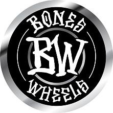 "BONES WHEELS Branded 2"" Sticker 20 pack"