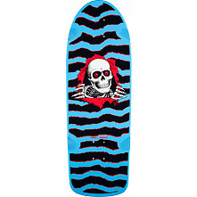 Powell Peralta OG RIpper 3 Skateboard Deck Blue- 10 x 31
