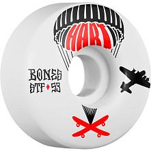 BONES STF Pro Hart Drops 53x31 V2 Skateboard Wheel 83B 4pk