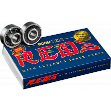 Bones Race Reds Bearings 8pk