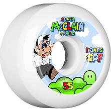 BONES WHEELS SPF Pro McClain Super Skateboard Wheel P5 55mm 104A 4pk