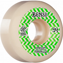 BONES WHEELS STF Skateboard Wheels Patterns 54 V5 Sidecut 99A 4pk