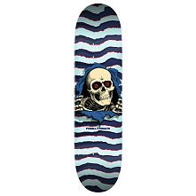 Powell Peralta Ripper Skateboard Blem Deck Blue - Shape 246 - 9 x 32.95