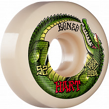 BONES WHEELS PRO STF Skateboard Wheels Hart Speed Gator 52mm V5 Sidecut 99A 4pk
