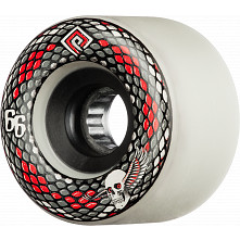 Powell Peralta Snakes 66mm 75a Wheels 4pk