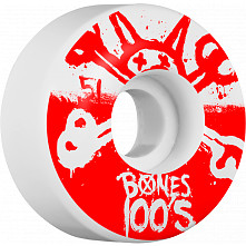 BONES WHEELS 100's 51mm 4pk