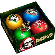 Powell Peralta 2016 Holiday Ornaments 4pk- Last Ones Left
