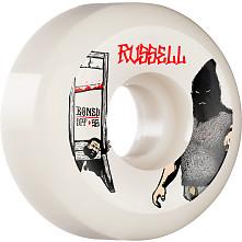 BONES WHEELS PRO SPF Skateboard Wheels Russell Executioner 56mm P5 Sidecut 84B 4pk