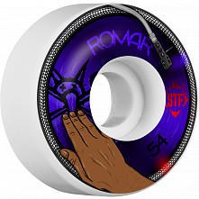 BONES WHEELS STF Pro Romar Scratch 54mm 4pk