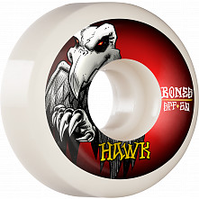 BONES WHEELS PRO SPF Skateboard Wheels Hawk Falcon II 60mm P5 Sidecut 84B 4pk
