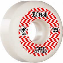 BONES WHEELS STF Skateboard Wheels Patterns 55 V5 Sidecut 103A 4pk