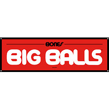 Bones® Bearings BIG BALLS Banner