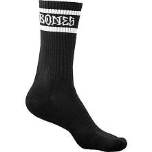 BONES WHEELS Socks Home School'd Black