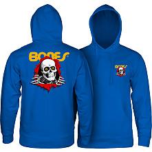 Powell Peralta Ripper Sweatshirt Mid Weight Royal Blue
