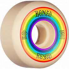 BONES WHEELS PRO STF Skateboard Wheels Reyes Portal 56mm V6 Wide-Cut 99a 4pk