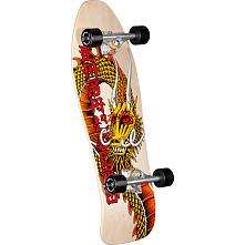 Bones Brigade Caballero Series 11 Complete Skateboard Natural - 10.47x 30.94