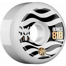 BONES WHEELS SPF Eighty Ones 58mm 4pk