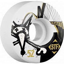 BONES WHEELS STF Pro Gustavo Bridge 52mm Wheels 4pk
