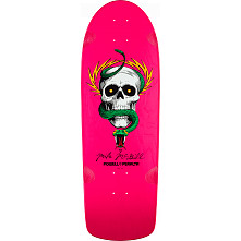 Powell Peralta McGill OG Skull and Snake Blem Deck Pink - 10 x 30.125