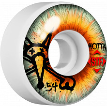 BONES WHEELS STF Pro Motta Retna 54mm Wheels 4pk