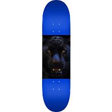 "MINI LOGO CHEVRON ANIMAL ""14"" SKATEBOARD DECK 191 PANTHER - 7.5 X 28.65"