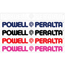 Powell Peralta Strip Sticker (20 pack)