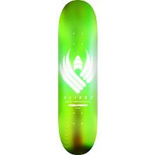 Powell Peralta Flight® Skateboard Deck Glow Lime - Shape 245 - 8.75 x 32.95