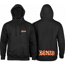 BONES WHEELS Blazer Sweatshirt Black