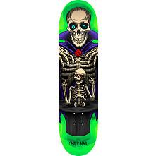Powell Peralta Pro Charlie Blair Magician Skateboard Green - 8 x 31.45