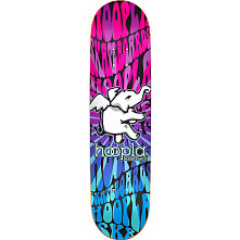 hoopla hippie stick deck 127 - 8 x 32.125