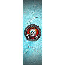Powell Peralta Grip Tape Sheet 10.5 x 33 Pool Light Ripper (White)