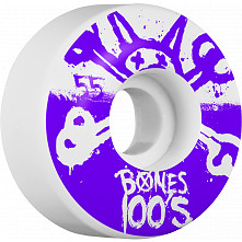BONES WHEELS 100's 55mm 4pk