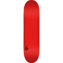 "MINI LOGO DETONATOR ""15"" SKATEBOARD DECK 242 K20 RED - 8 x 31.45"