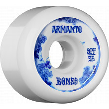 BONES WHEELS SPF Pro Armanto Blue China Skateboard Wheels P5 56mm 104A 4pk