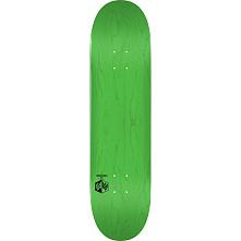 "MINI LOGO DETONATOR ""15"" SKATEBOARD DECK 243 K20 GREEN - 8.25 x 31.95"