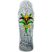 Bones Brigade® Hawk Blem Skateboard Deck White - Signed by Tony