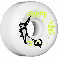 BONES WHEELS STF Pro Gravette Team Vato Op 52mm Wheels 4pk
