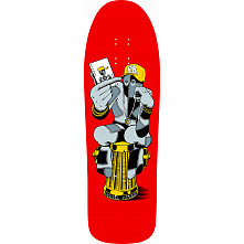 Powell Peralta Ray Barbee Hydrant Skateboard Blem Deck - 9.7 x 31.92