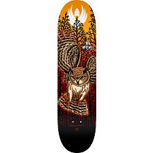 Powell Peralta Pro Ben Hatchell Owl 2 Flight® Skateboard Deck - Shape 249 - 8.5 x 32.08