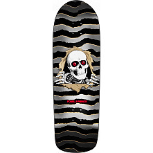 Powell Peralta Ripper Grey Deck - 10 x 32.375