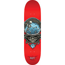 Powell Peralta Pro Mighty Pool Skateboard Red - 8.25 x 32.5