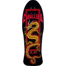 Pre Sale - Bones Brigade Steve Caballero 9th Series Reissue Skateboard Deck - 9.952 X 29.763