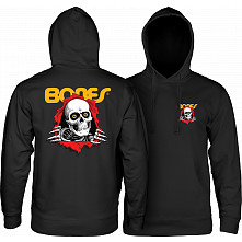 Powell Peralta Ripper Hooded Sweatshirt Black