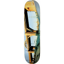 "Mini Logo Chevron ""11"" Skateboard Deck 127 City Los Angeles - 8 x 32.125"