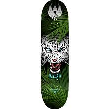 Powell Peralta Pro Brad McClain Tiger 2 Flight® Skateboard Deck - Shape 243 - 8.25 x 31.95