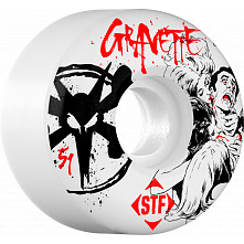 BONES WHEELS STF Pro Gravette Killers 51mm wheels 4pk