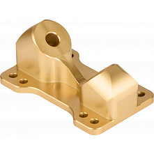 Aera Trucks K3 Base Plates 38 degrees Gold
